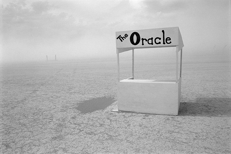 The Oracle from the series Lost and Found by Peikwen Cheng