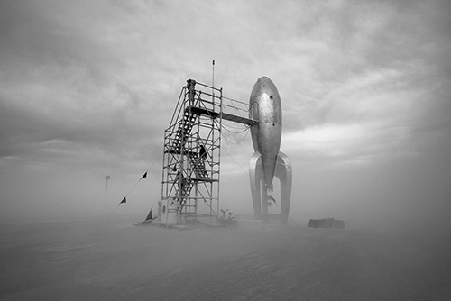 Launching out of Oblivion from the series Lost and Found by Peikwen Cheng