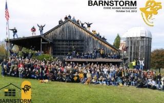 EddieAdams Workshop XXV - Barnstorm