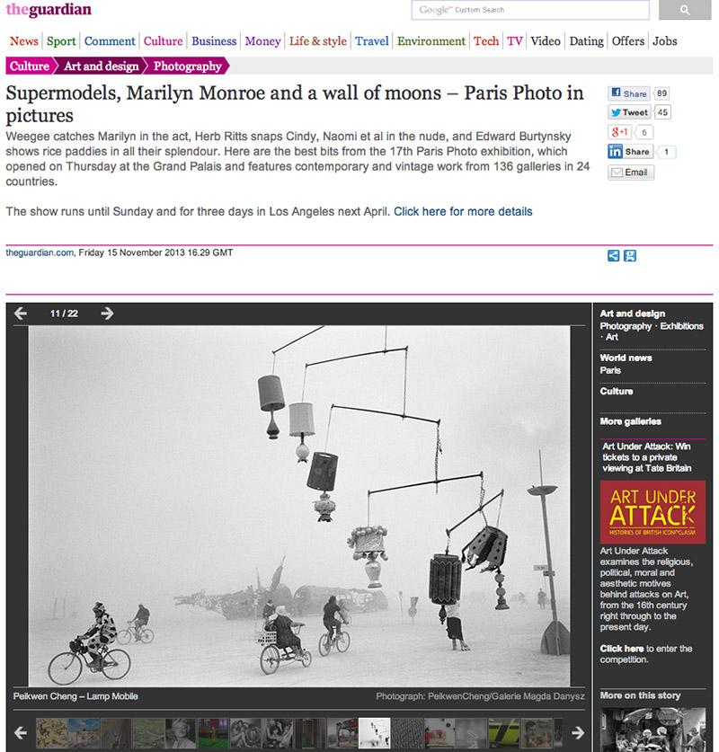 20131115_ParisPhoto2013_MagdaDanysz_PeikwenCheng_TheGuardian