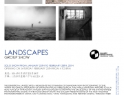 Magda Danysz - Landscapes - with Yang Yongliang, Mo Yi, Zhang Xiao and Peikwen Cheng