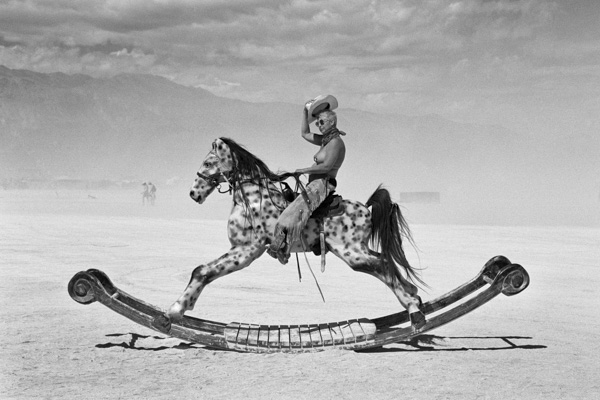 Free on the Range from the series Lost and Found by Peikwen Cheng