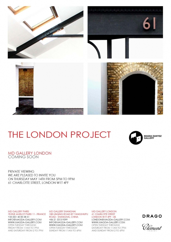 MD Gallery - London Project - Peikwen Cheng
